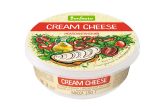 "Cream Cheese with ""Neapolitan"" filler"